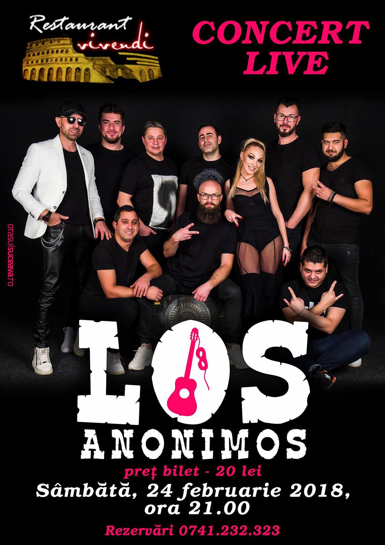 Los Anonimos