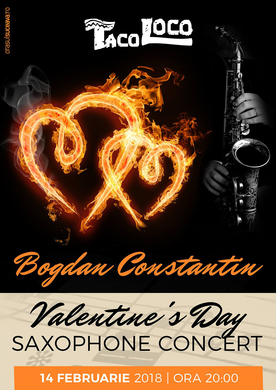 Valentine's Day Saxophone Concert