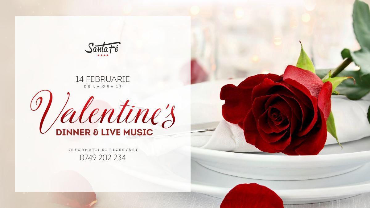 Valentine's Dinner & Live Music