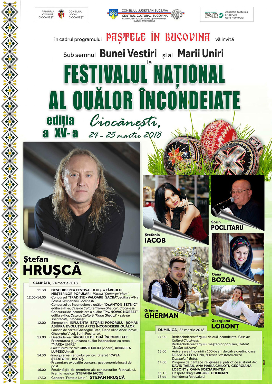 Festivalul Național al Ouălor Încondeiate
