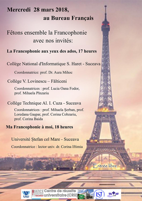 La francophonie aux yeux des ados
