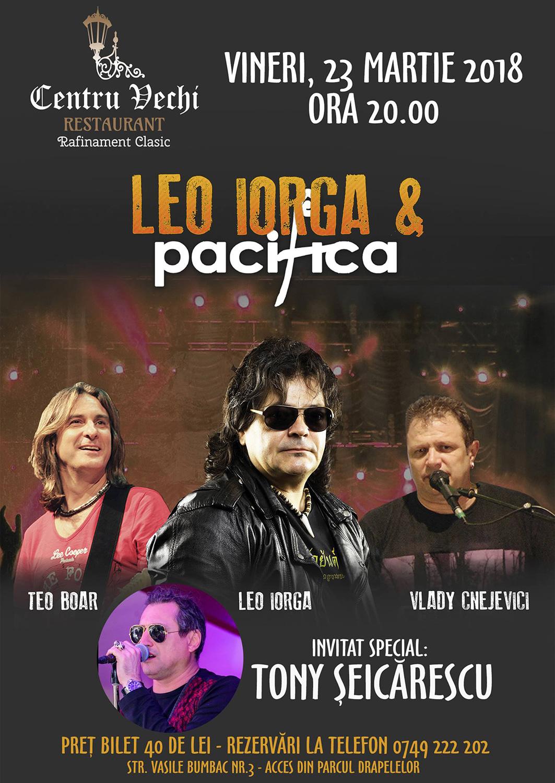 Leo Iorga și Pacifica