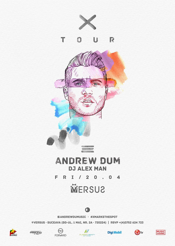 Andrew Dum și Alex Man