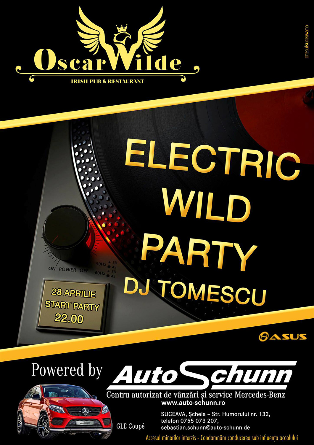 Electric Wild Party