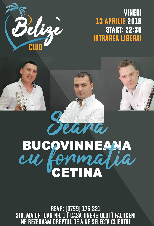 Formația Cetina