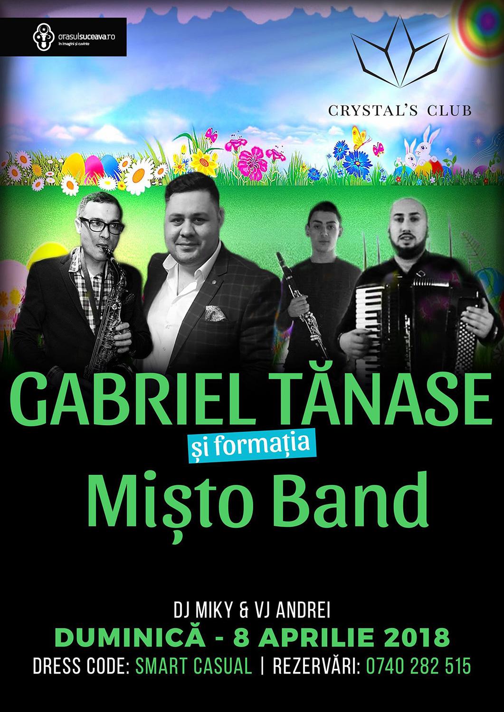 Gabriel Tănase și Mișto Band