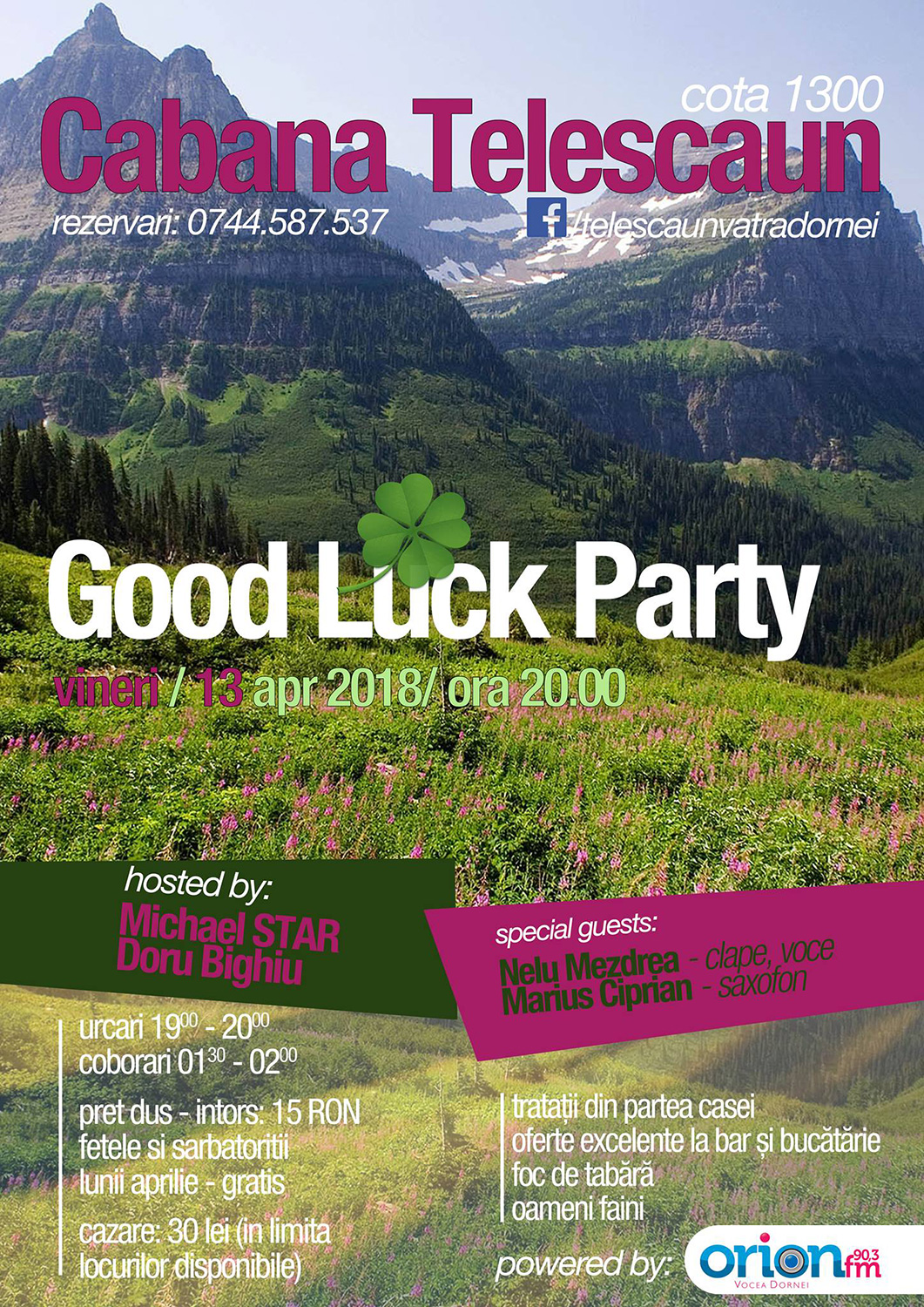 Good Luck Party
