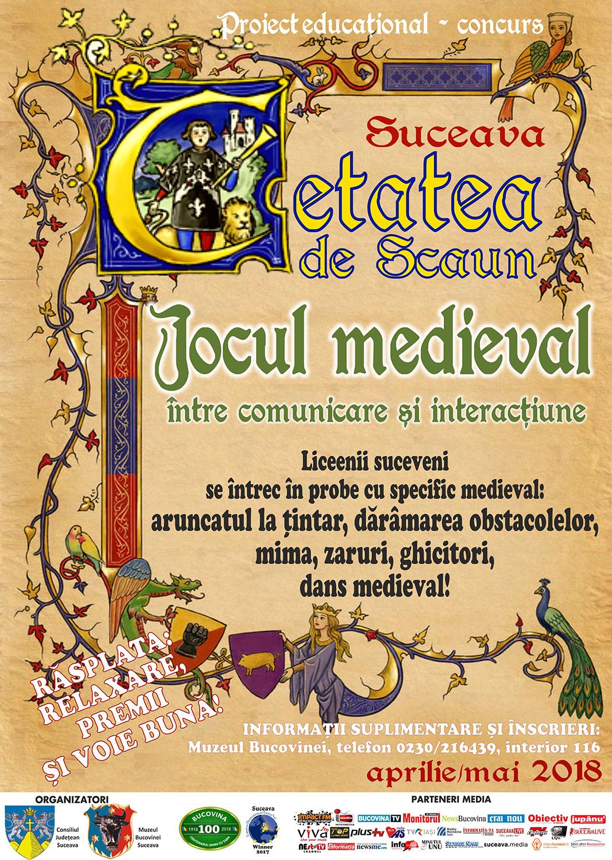 Jocul medieval între comunicare și acțiune