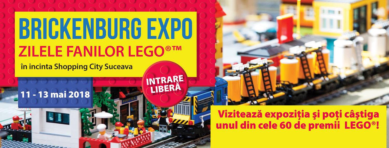 Brickenburg Expo - Zilele Fanilor LEGO®