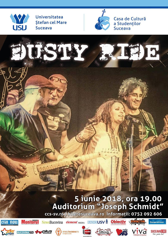 Dusty Ride