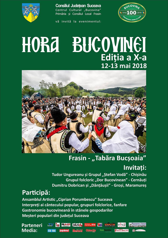 Hora Bucovinei
