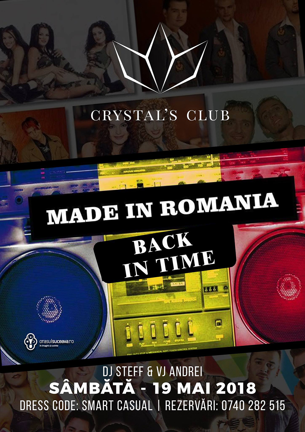 Made in Romania - Back in time