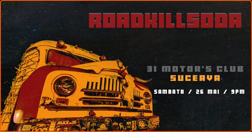 RoadkillSoda