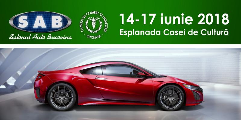 Salonul Auto Bucovina și Expo Finance