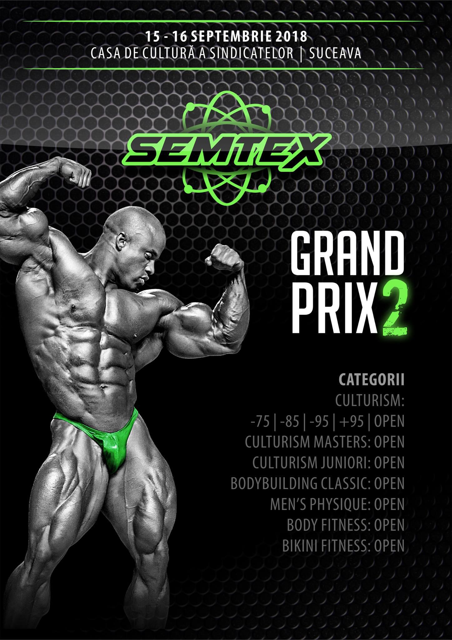 Semtex Grand Prix