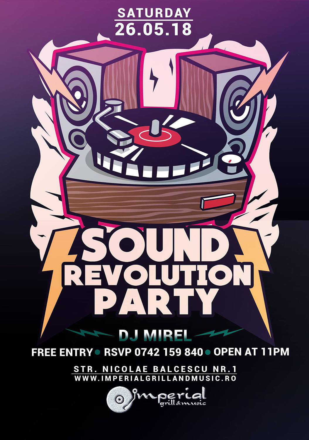 Sound Revolution Party