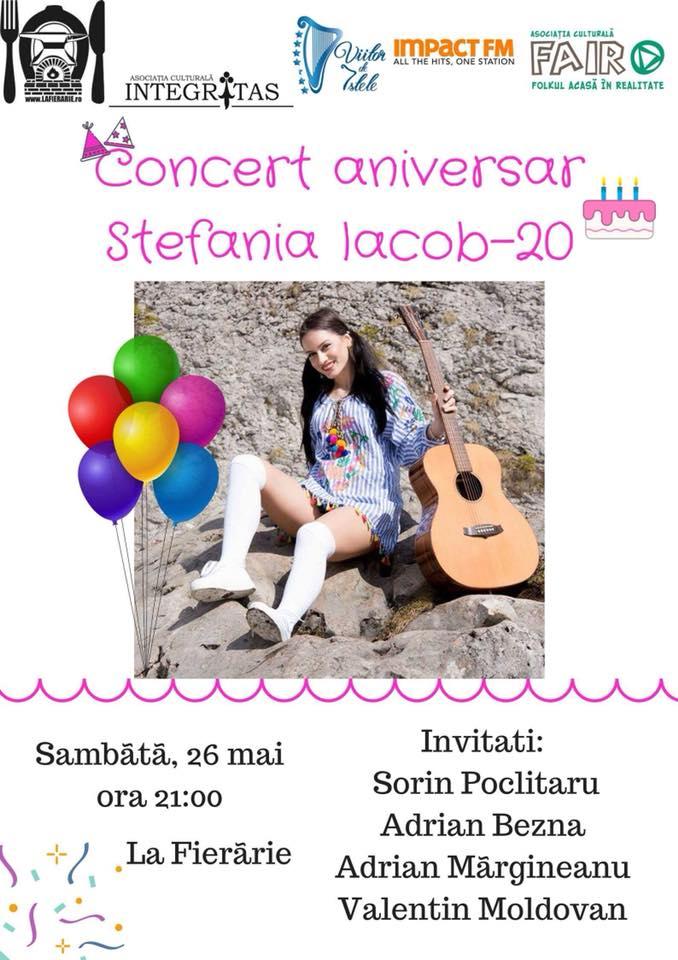 Ștefania Iacob - 20