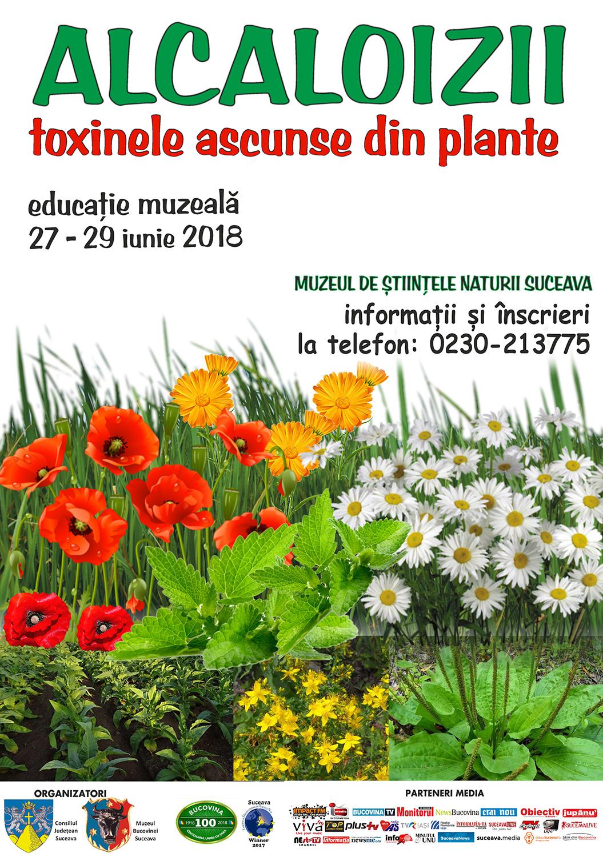 Alcaloizii – toxinele ascunse din plante