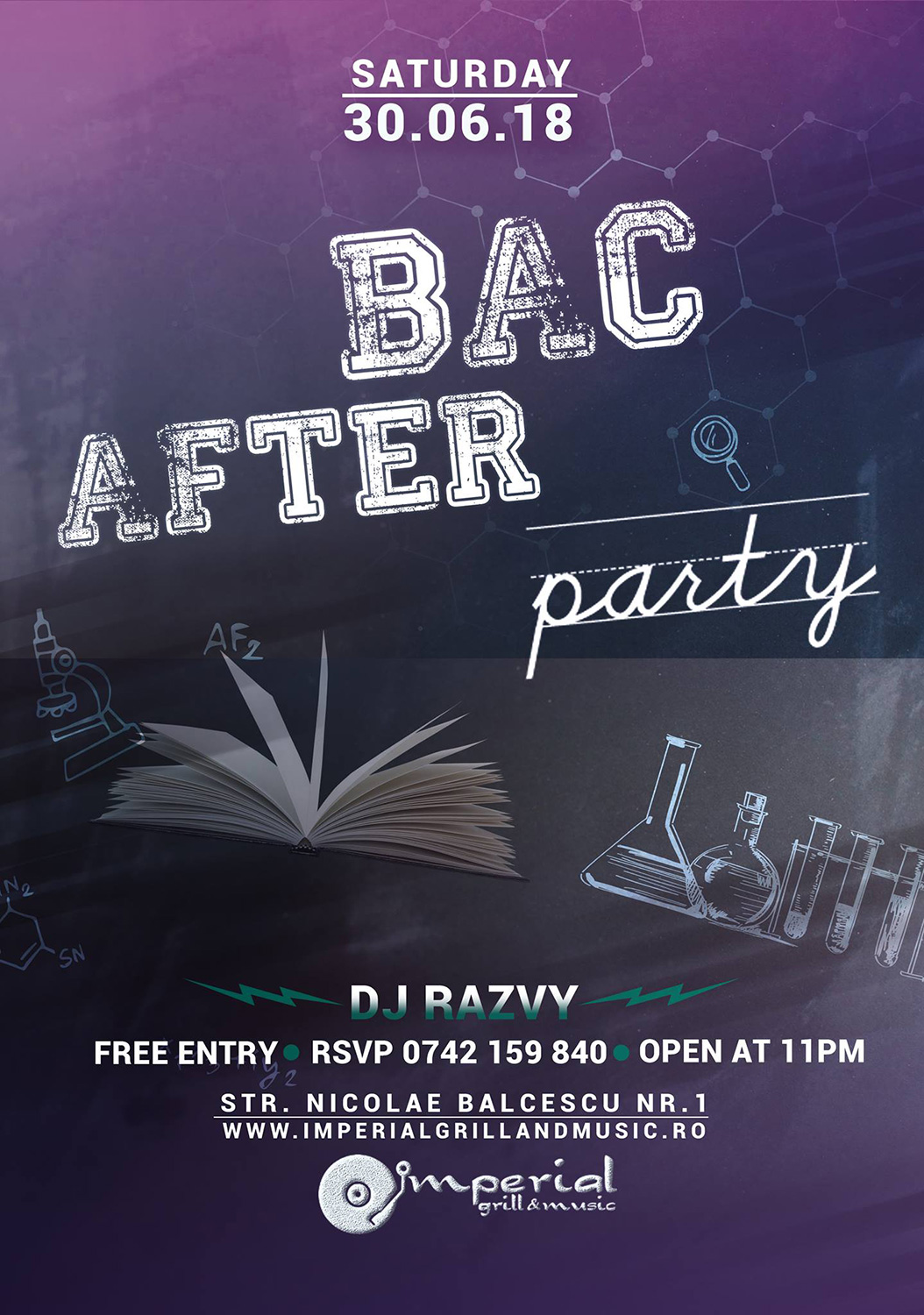 BAC after party