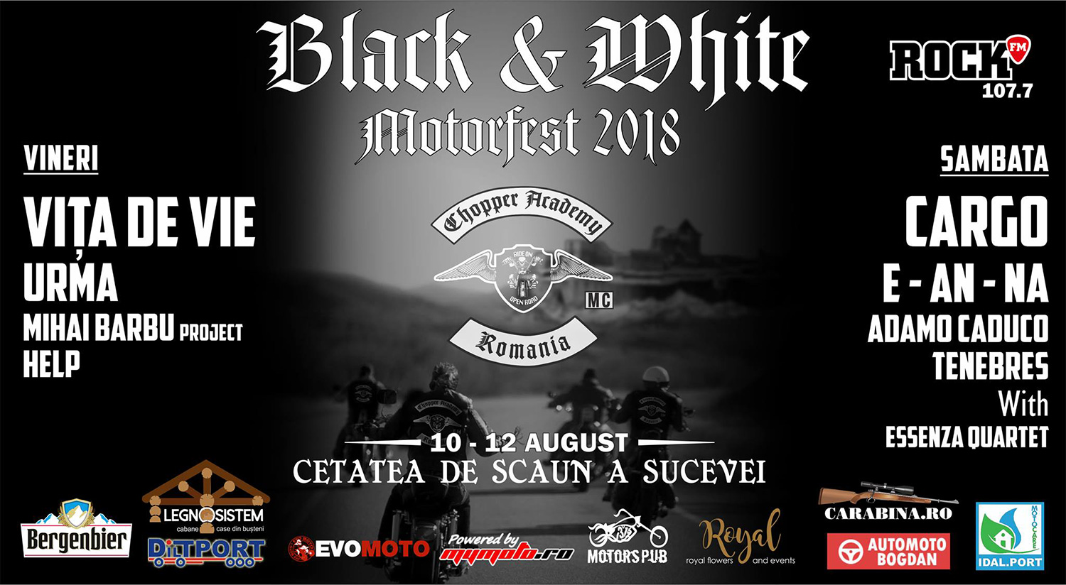 Black & White Motorfest