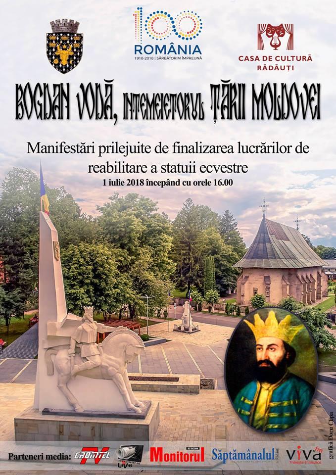 Bogdan Vodă, întemeietorul Țării Moldovei