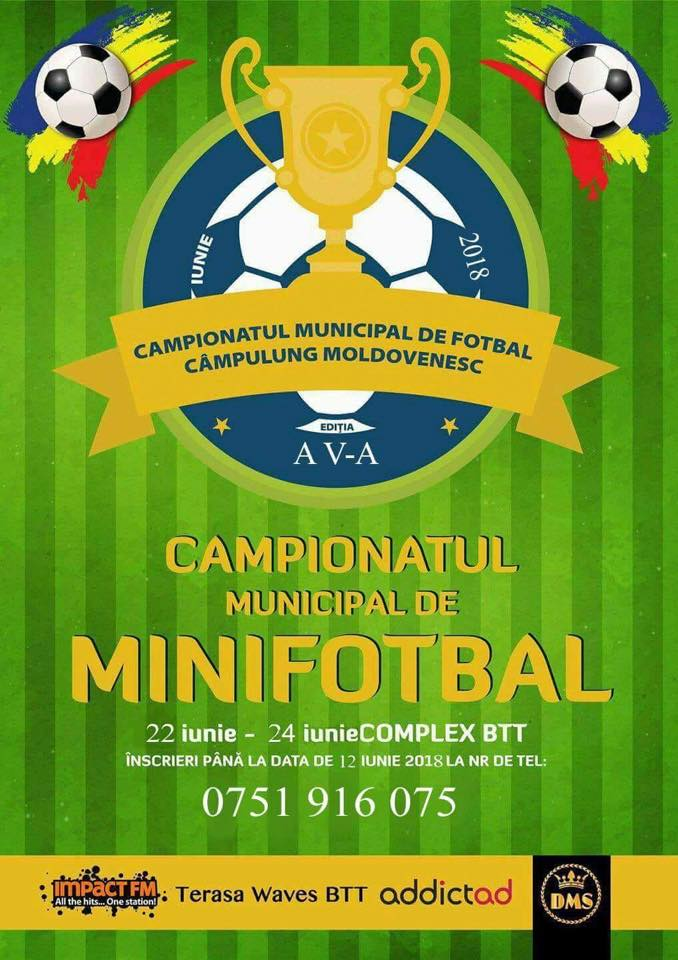 Campionatul Municipal de Fotbal Câmpulung Moldovenesc