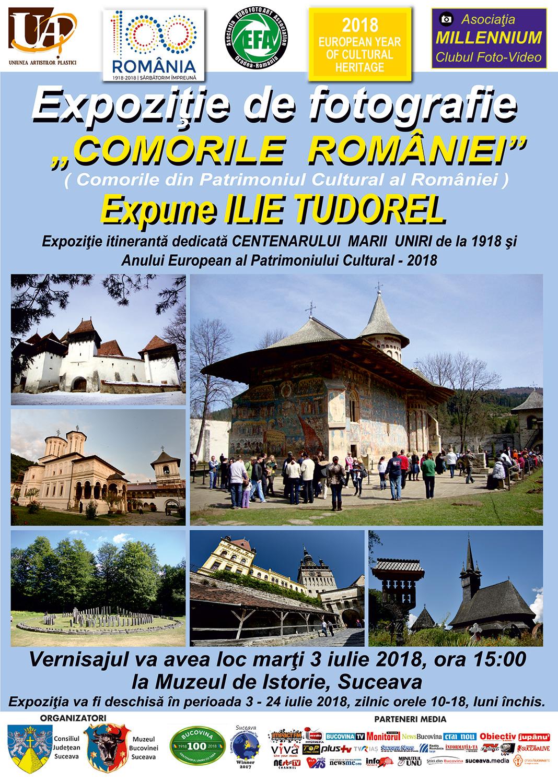 Comorile României