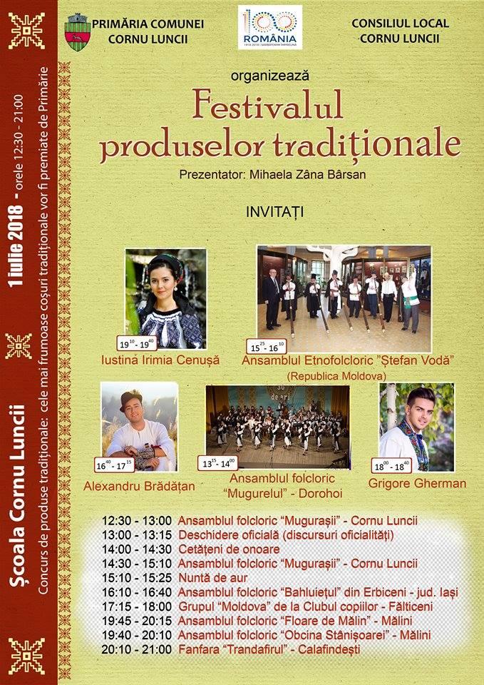 Festivalul Produselor Tradiționale