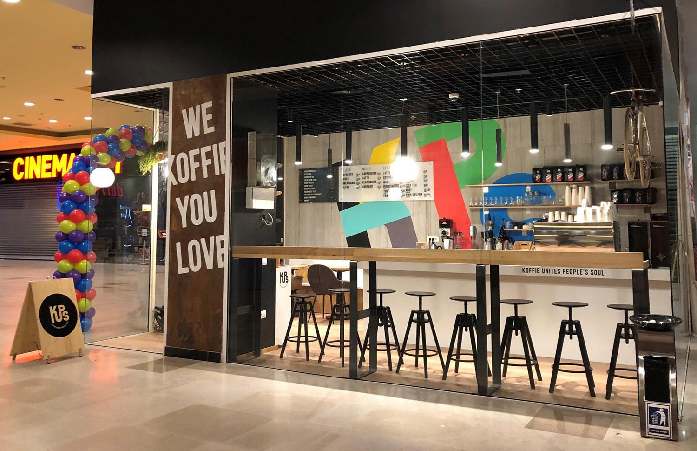 La Iulius Mall Suceava s-a inaugurat Kups, răsfățul iubitorilor de cafea