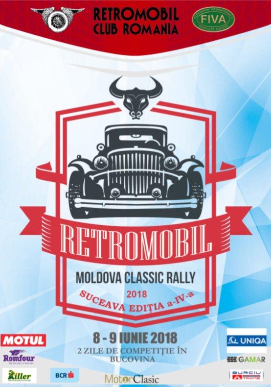 Moldova Classic Rally