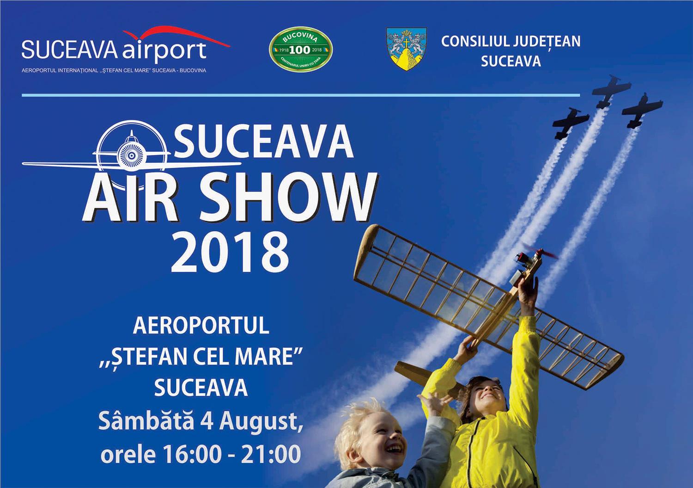 Suceava Air Show (2018)