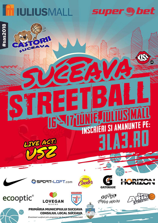 Suceava Streetball