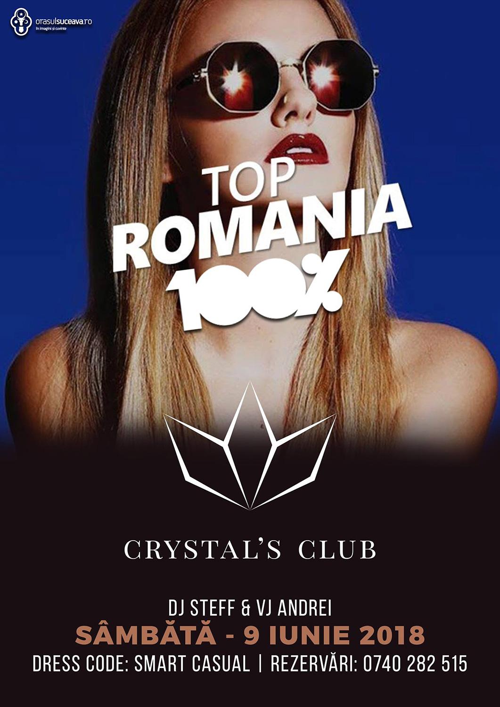 Top Romania 100%