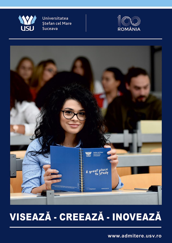 Universitatea Ștefan cel Mare din Suceava scoate la concurs circa cinci mii de locuri pentru toate formele de învățământ