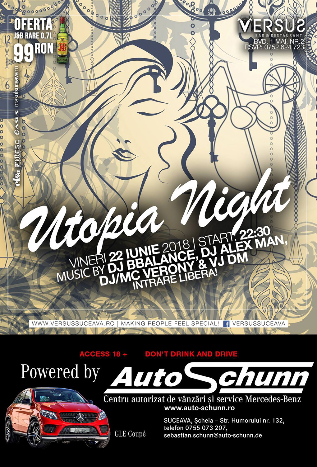 Utopia Night