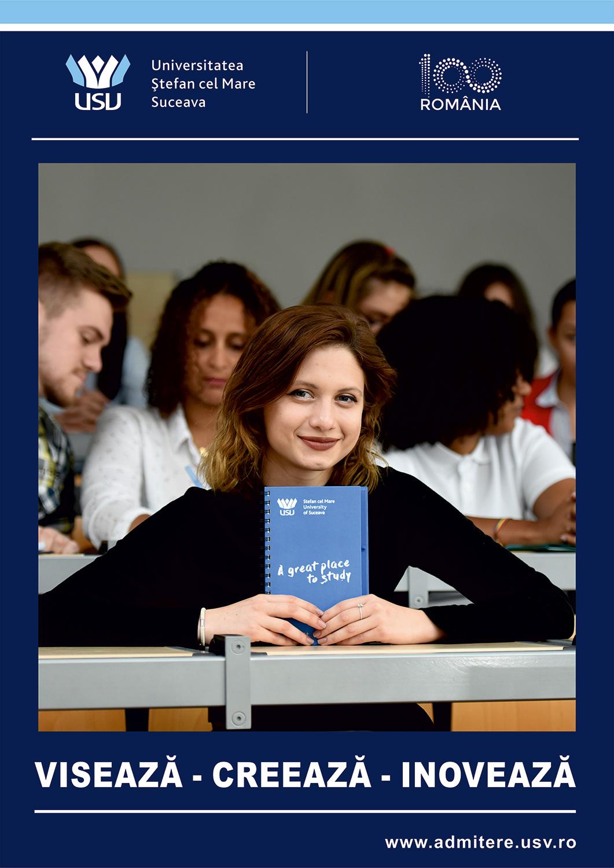 Au început înscrierile pentru concursul de admitere la Universitatea Ștefan cel Mare din Suceava