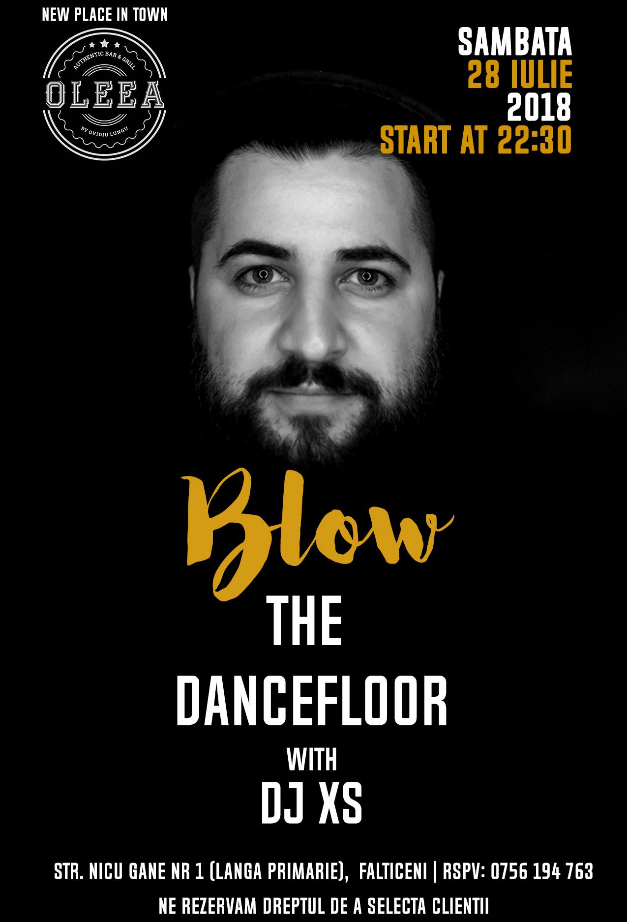 Blow the Dancefloor