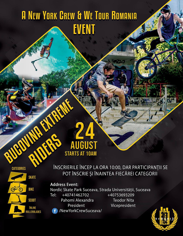 Bucovina Extreme Riders