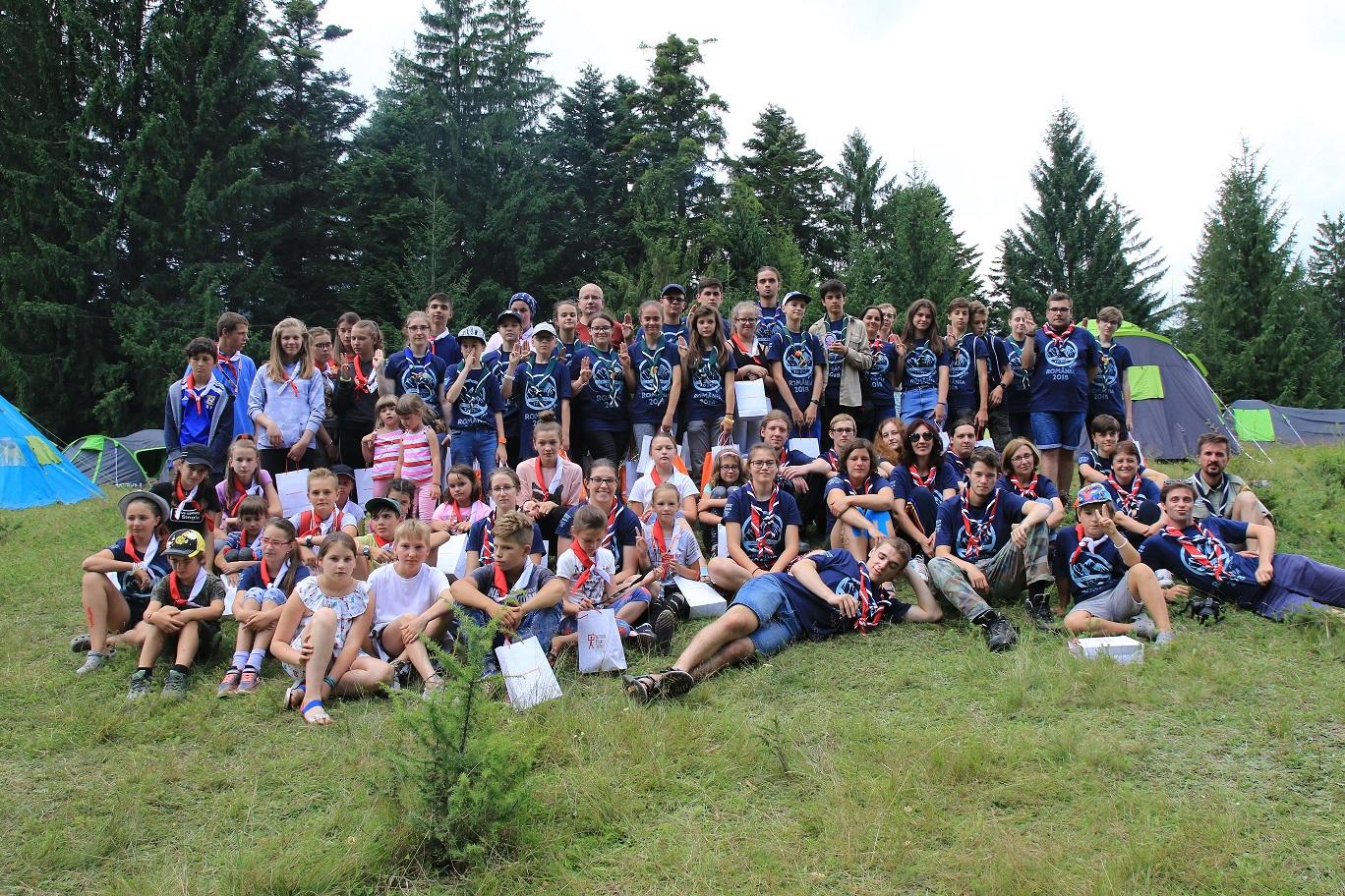 Cercetașii polonezi și români sărbătoresc două centenare importante pentru ambele țări