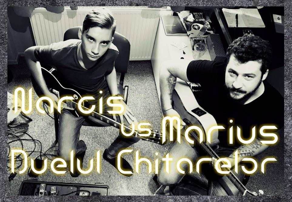 Marius Aluncăriței și Narcis Plugariu