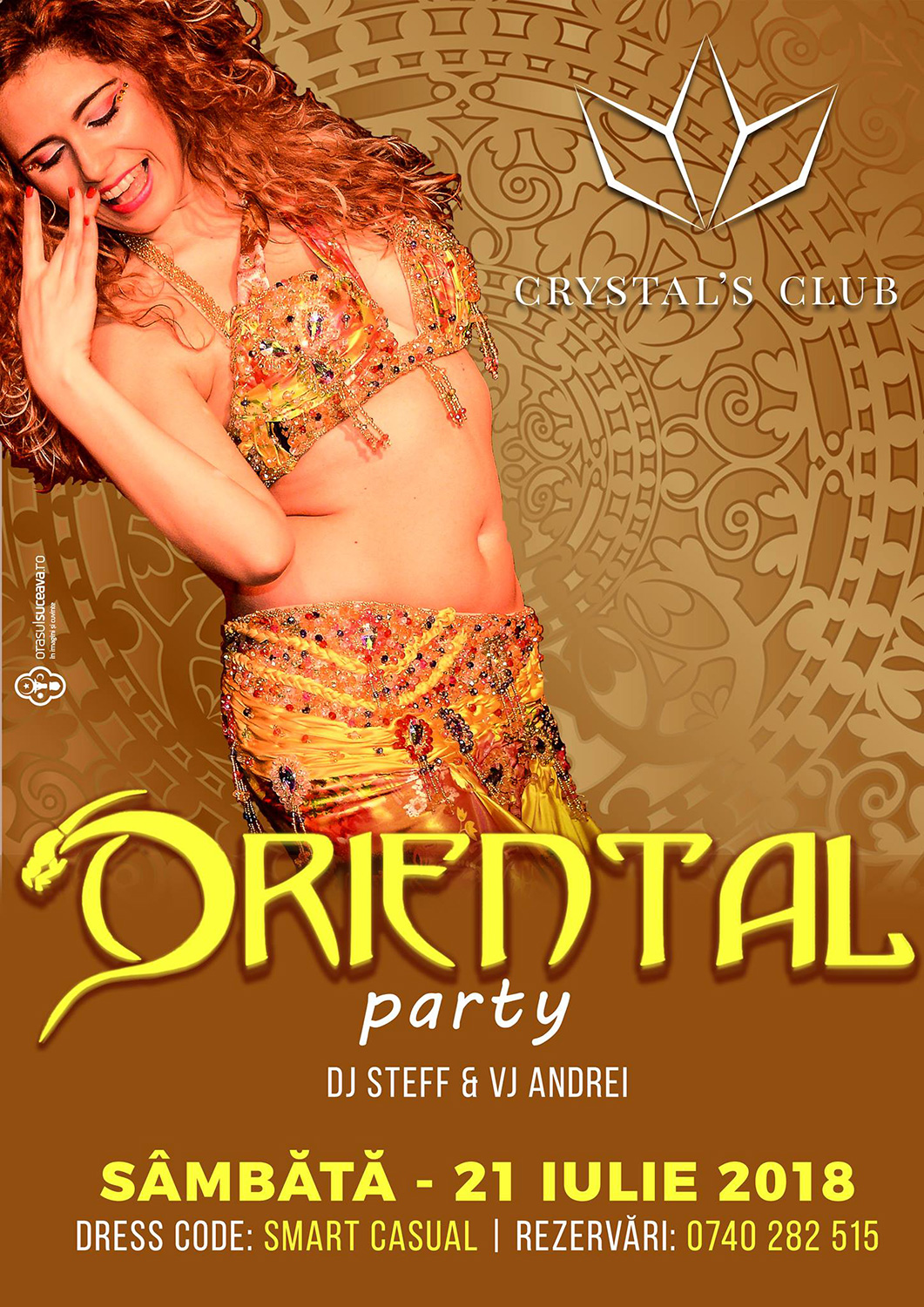 Oriental Party