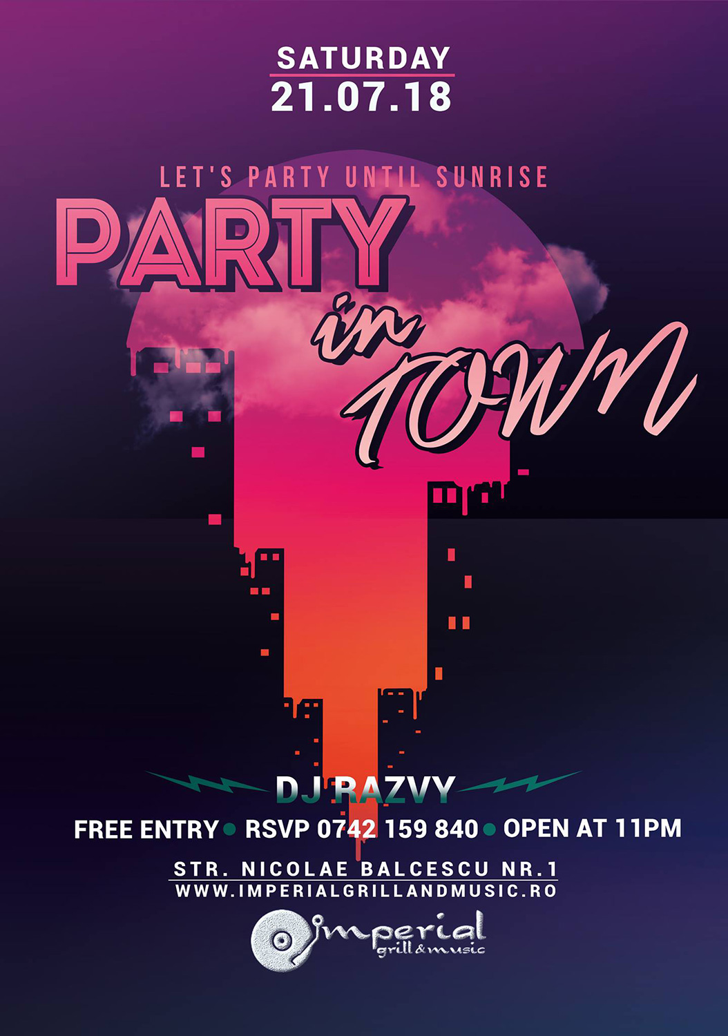 Party in Town