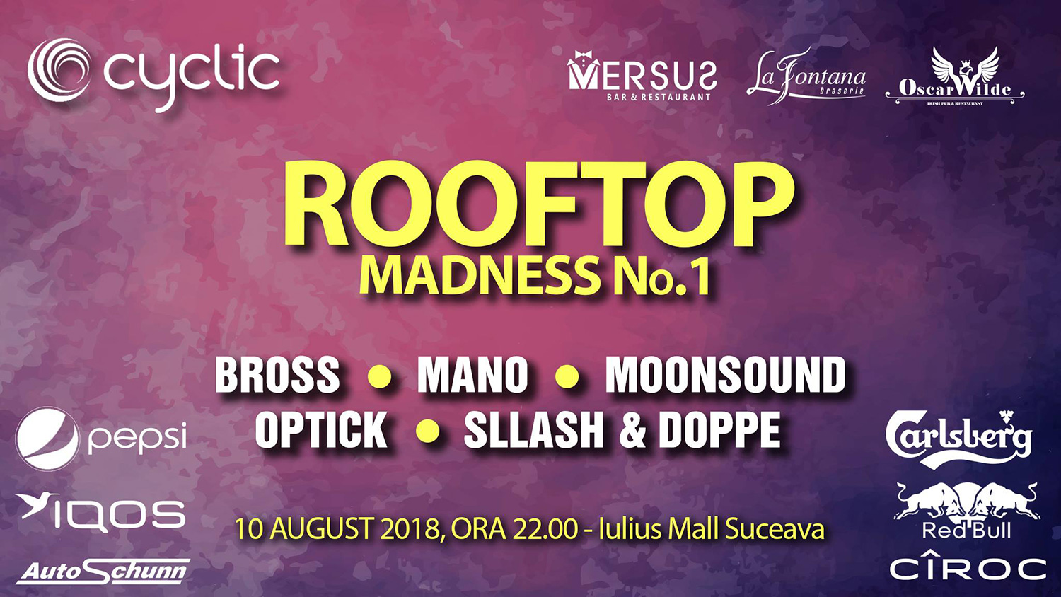 Rooftop Madness No.1