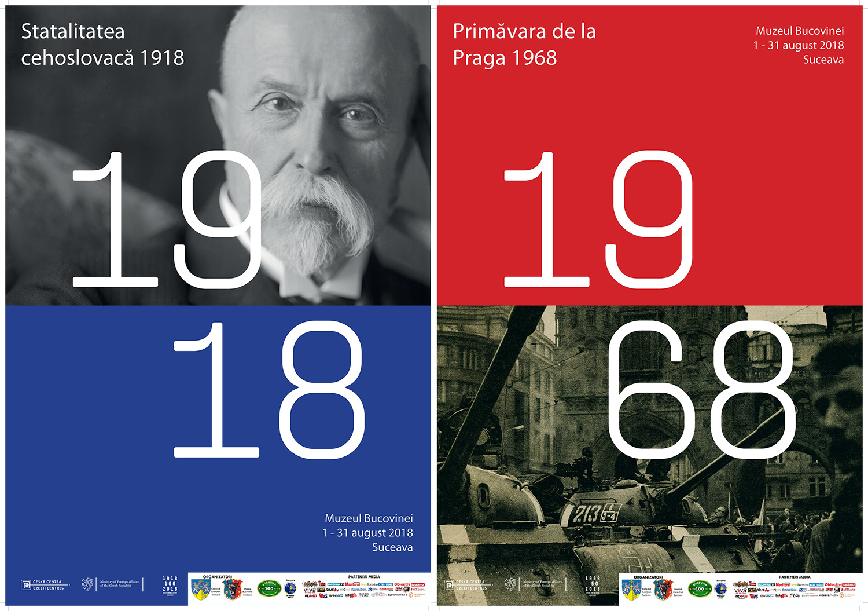 Statalitatea cehoslovacă 1918 / Primăvara de la Praga