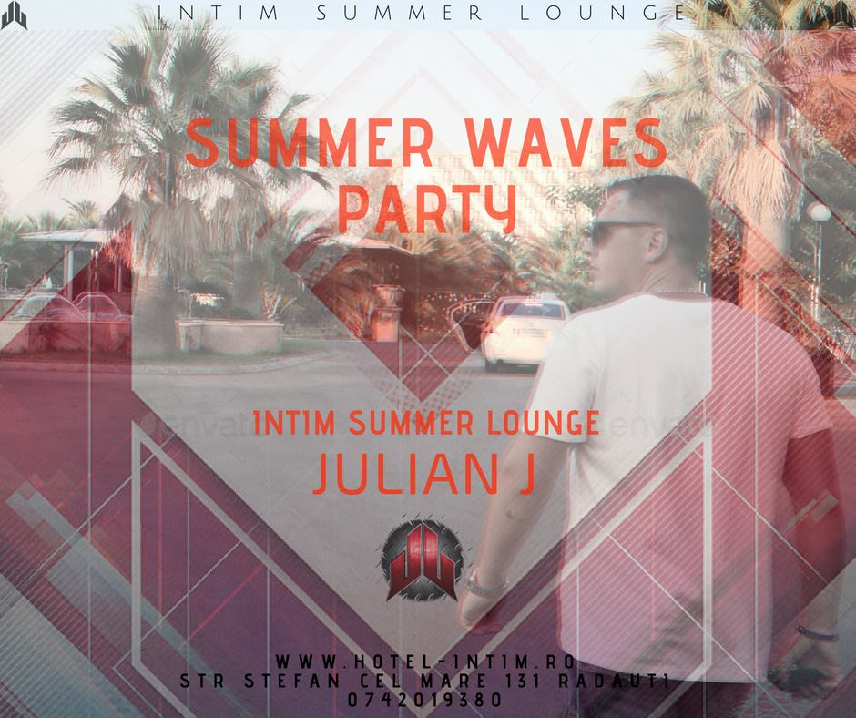 Summer Waves Party