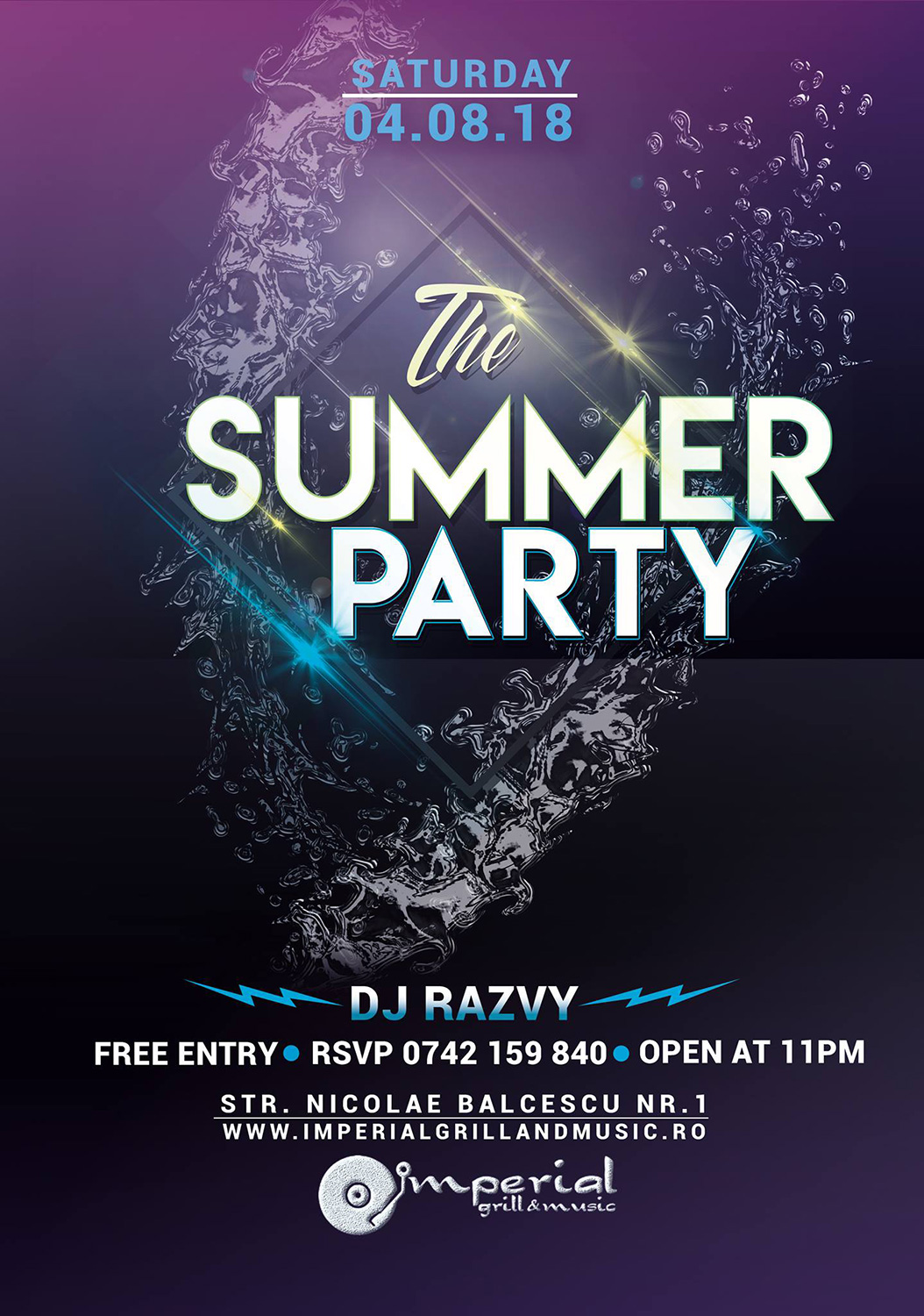 The Summer Party