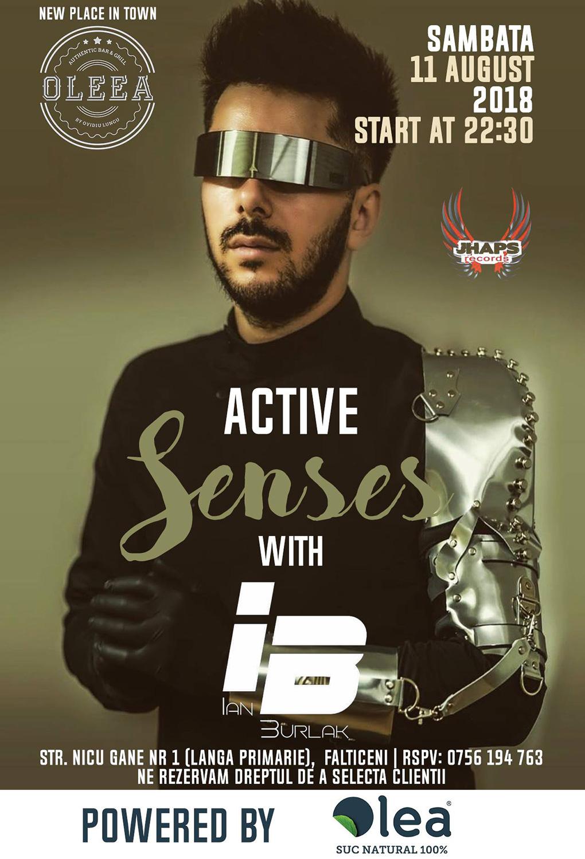 Active Senses