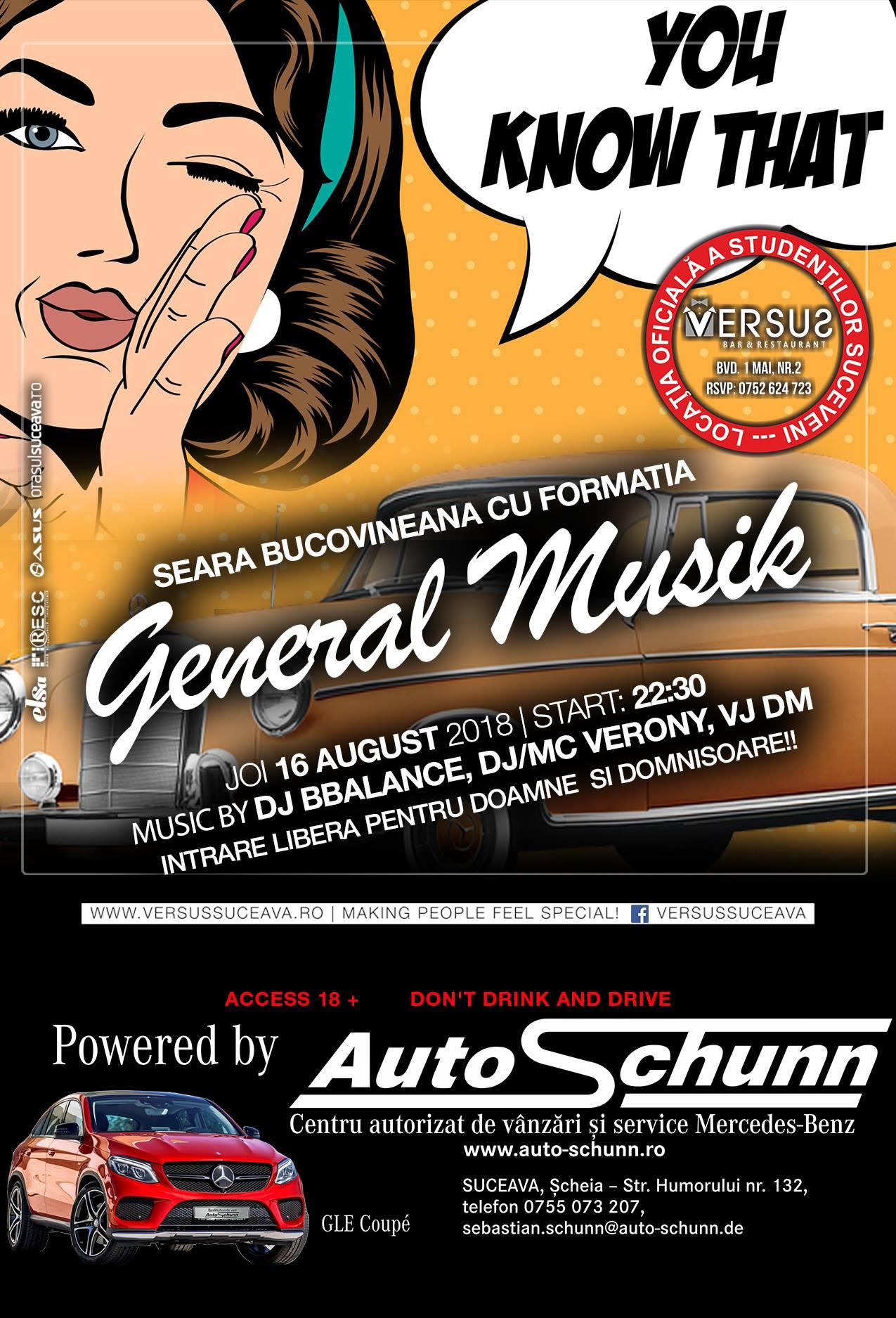 Formația General Musik