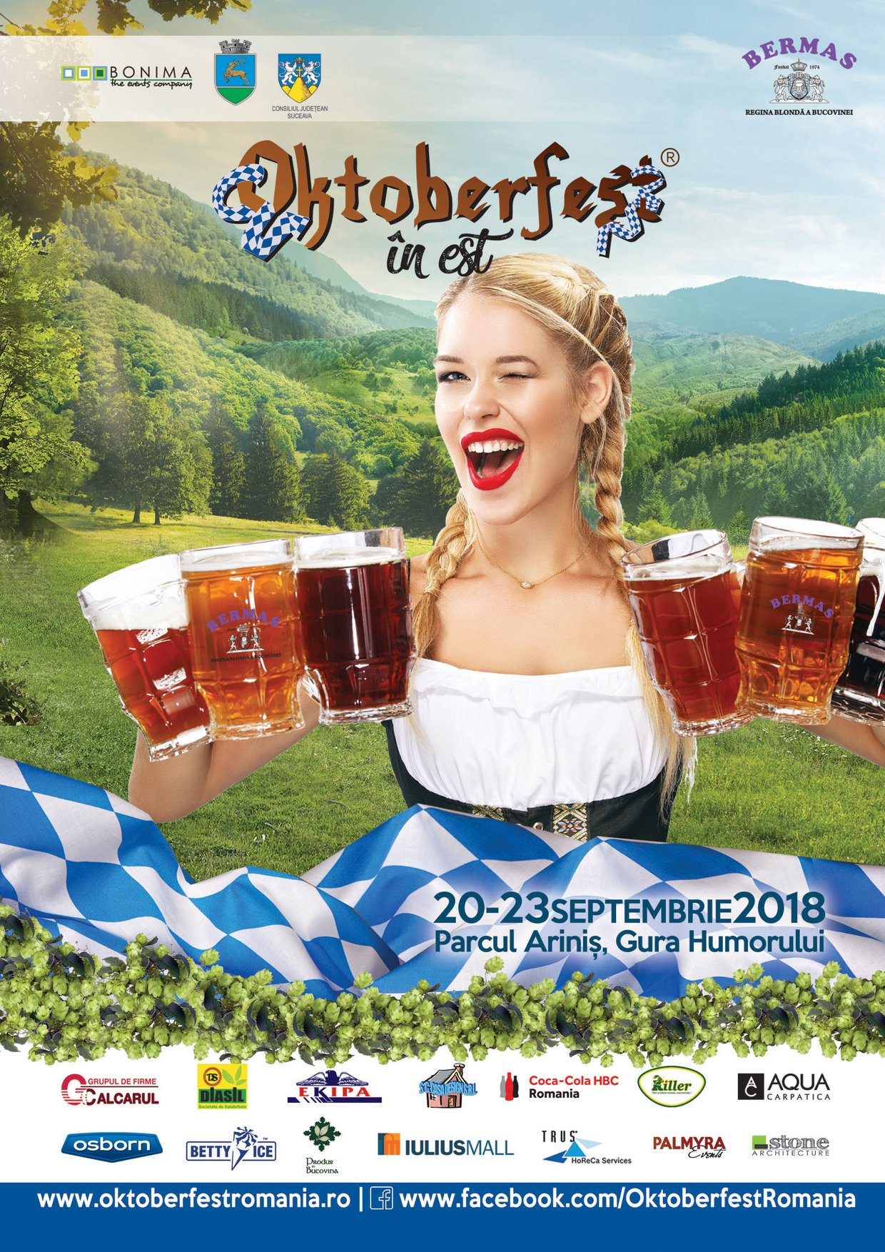 Oktoberfest în Est
