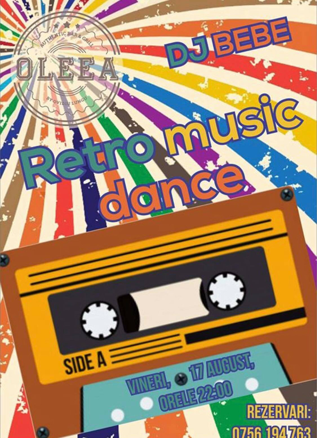 Retro Music Dance